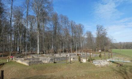 Goeblange-Nospelt: A Gallo-Roman villa in the forest