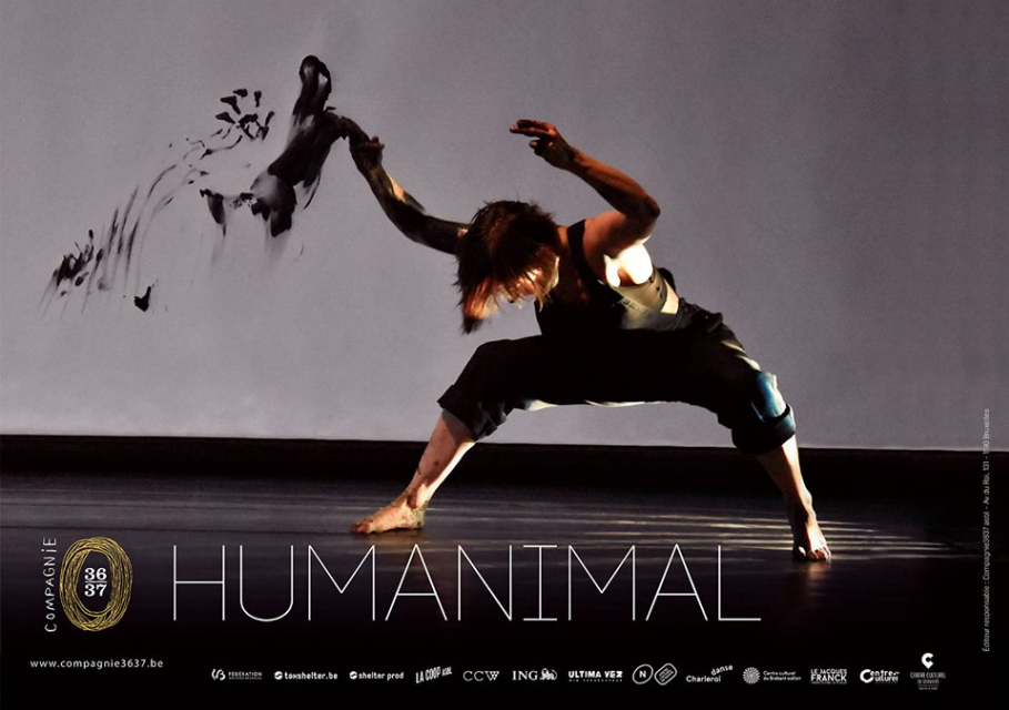 Creating a world using the human body and colours
