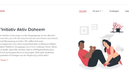Doheem a Beweegung