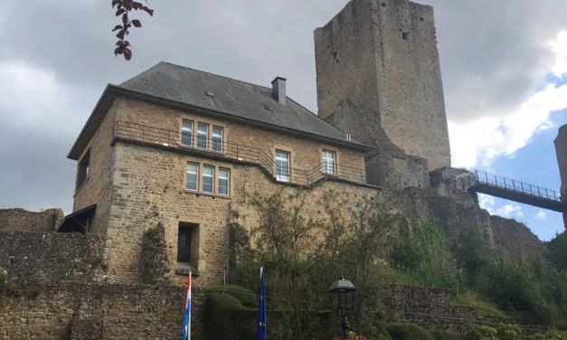 A tour dos castelos