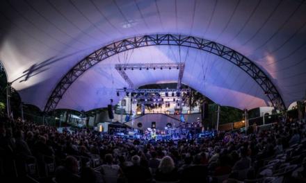 """Riddo op fir de """"Festival de Wiltz"""" 2021"""