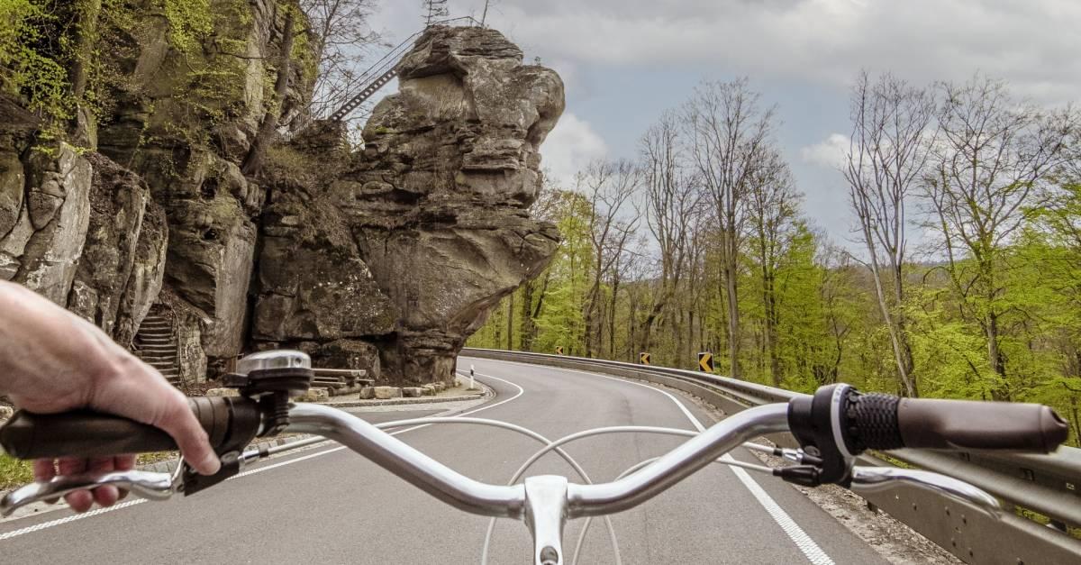Geniessen Sie wunderschöne Touren ohne Autoverkehr