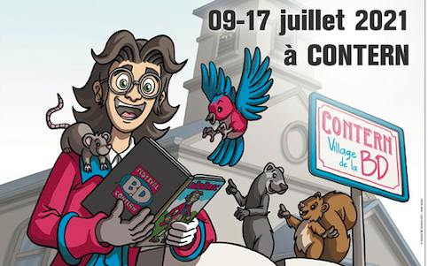 Comic-Héichbuerg Conter