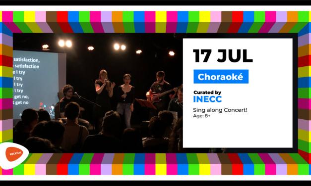 Choraoké Matsang-Event a Concert for kids
