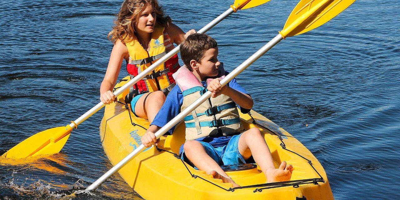Kayak, Wakeboarding a méi