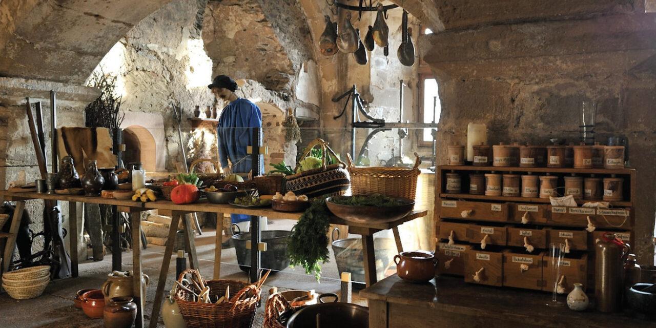 Zeitreise zurück auf Schloss Vianden