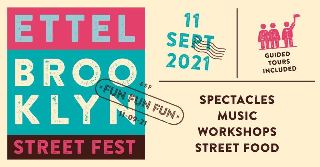Ettelbrooklyn Street Fest 2021 – en dynamescht an ontypescht Stroossefest