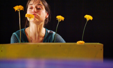 Theater, Danz, Poppespill a méi