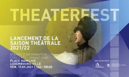 """E faarwegt """"Theaterfest"""""""